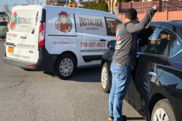 instalock automotive locksmith nyc