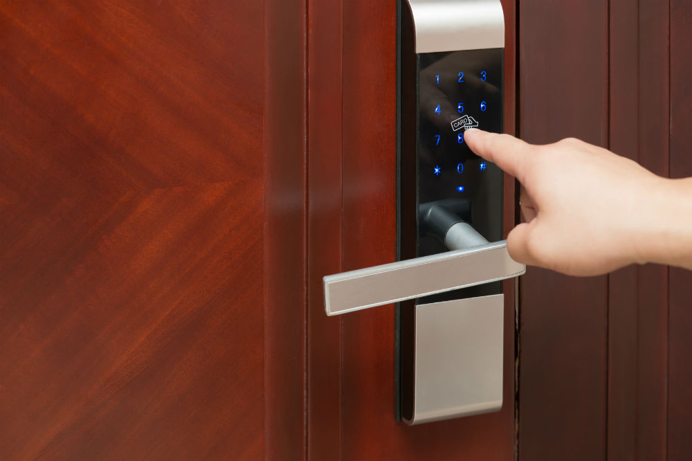 Why Are Electronic Locks Perfect for Your Place?